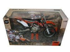 2014 KTM 450 SX-F 1/12 MOTORCYCLE MODEL BY AUTOMAXX 603002