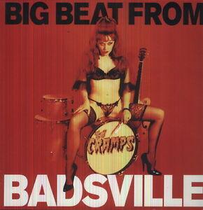 The Cramps - Big Beat from Badsville [New Vinyl LP] UK - Import