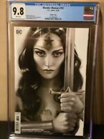 Wonder Woman # 761 CGC 9.8 Middleton Variant DC Comics 2020