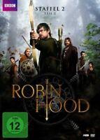 JONAS ARMSTRONG/LUCY GRIFFITHS - ROBIN HOOD-STAFFEL 2,TEIL 2; 3 DVD NEU