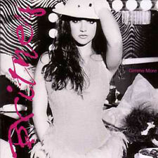 CD Single Britney SPEARS Gimme more 2-track CARD SLEEVE