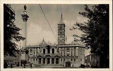 Rom Roma Italien Italia ~1920/30 Basilica Santa Maria Maggiore Kirche Kathedrale