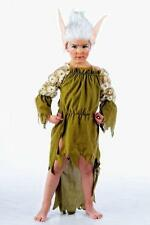 Disfraz elfa elfo niña duende del bosque infantil