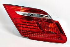 BMW 7 Series E65 E66 2005-2008 Facelift Inner Boot Rear Lamp Tail Light LEFT OEM