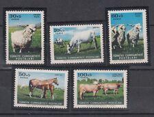 TURCHIA-TURKEY  1964 allevamento del bestiame 1699-03  MNH