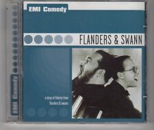 (HH256) Flanders & Swann, A Drop of Hilarity from - 2000 CD