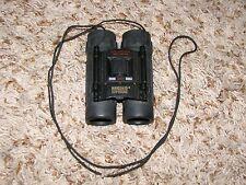 Black Rubberized Compact Rugged Exposure PB 0801 8 X 21 Binoculars