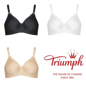 Triumph Women's Claudette 200 W X Wired Unpadded Bra 10166801