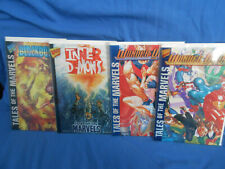 Tales of the Marvels Blockbuster, Inner Demons and  Wonder Years 1,2 NM