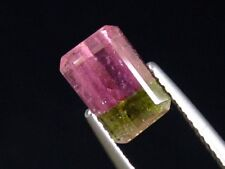 Wassermelonenturmalin/Watermelon Tourmaline 1,92 CT. chocarán bicolor (3390m)