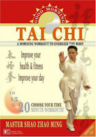 GOOD MORNING TAI CHI - A MORNING WORKOUT TO ENERGIZE THE BODY DVD