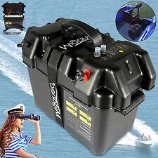Cassetta porta batteria scatola per motore fuoribordo motori per imbarcazioni