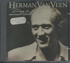 HERMAN VAN VEEN - Zoland de voorraad strekt CD Album 11TR West Germany 1987