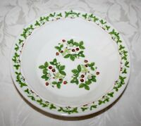 """BEAUTIFUL PORTMEIRION """"SUMMER STRAWBERRIES"""" BY ANGHARAD MENNA 8 1/2"""" BOWL (1)"""