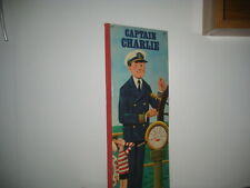 Captain Charlie/ William Dugan/  hardback/ tall book/ Golden Press/ 1968