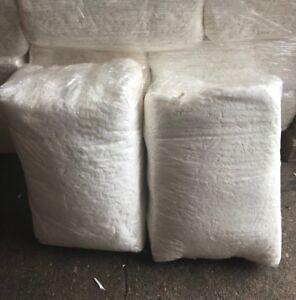 2 LARGE BALES SHREDDED TEABAG PAPER PET BEDDING  approx 10kg each bale