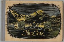Rare 1944 BD allemand puisque la rit pikes peak Colorado de prisonniers de guerre