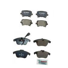 Front & Rear Bosch QuietCast Disc Brake Pads For: Volkswagen Tiguan 2009 - 2014