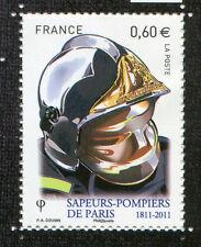 FRANCE 2011, timbre SAPEURS-POMPIERS de PARIS, SOLDAT du FEU, neuf**, MNH