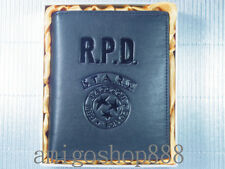 Resident Evil Biohazard RPD S.T.A.R.S. Leather Wallet