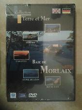 14381 // COLLECTION TERRE ET MER DECOUVREZ LA BAIE DE MORLAIX  DVD NEUF