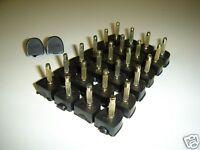 HIGH HEEL Repair Tips Taps DOWEL LIFTS 10mm 12 PAIR! - Shoe Repair