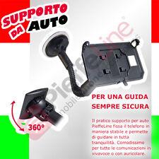 Supporto da auto dedicato a ventosa per SAMSUNG i9000 GALAXY S i9001 S PLUS