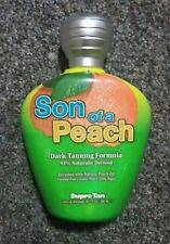 Supre Son of a Peach Dark Accelerator 100% Vegan Organic Tanning Lotion +FREEBIE