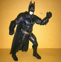 The DARK NIGHT RISES movie masters BATMAN Christian Bale figure DC Universe toy