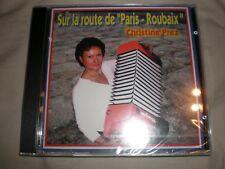 cd sur la route de paris roubaix christine prez