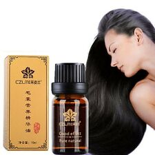 Men Women Hair Fast Growth Herbs Oil Natural Hair Loss Treatment Herbal Essence