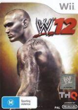 WWE 12 Nintendo Wii