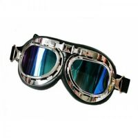 Motorradbrille Fliegerbrille Biker-Brille ATV Quad Oldtimer Retro 101