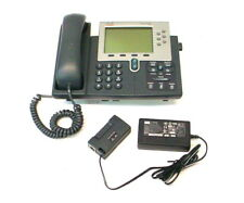 Cisco Unified IP Phone 7961G VoIP, Programmable, Multi-Line/XML Apps/Data/TelCom