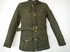 Nice DENIM autumn ladies womens  jacket size 10