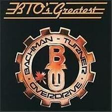 BACHMAN-TURNER OVERDRIVE: BTO'S Greatest CD NEW