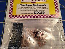 Difalco HD30 Custom Resistor Network - Faster response - DD-259 from Mid-America