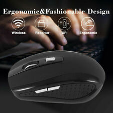 NEW 2.4GHz Wireless Optical Mouse Cordless Mice + Receiver for Laptop USA