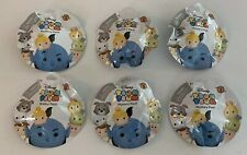 Disney Tsum Tsum Mystery Pack Series 3 - Lot of 6 New & Factory Sealed