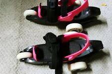 Cardiff Skate Co. Youth Series Skates Adjustable Step and Skate Good shape