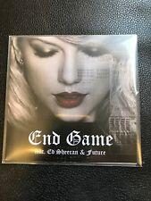 "Taylor Swift Ed Sheeran Ft Future ""END GAME"" New Cd Promo"