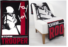 Officiel Star Wars Trooper Throw Blanket-Doux Chaud Snuggle Wrap Around Polaire
