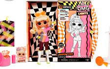 New LOL Surprise OMG LIGHTS Speedster Fashion Doll  SAME DAY SHIPPING