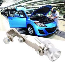 Car Turbo Sound Muffler Exhaust Pipe Blow Vale BOV Simulator Whistle Stylish NEW