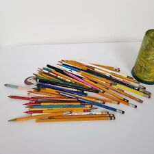 Vintage Collectible Pencils Lot of 50 -Mixed- Faber, Dixon, Unger