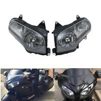 28-34mm Chrome Headlight Mount Bracket Fork Ear For Honda CB650//CB750 Kawasaki