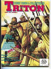 Triton Comic Cards & Collectibles 3 April 1994 Tim Truman Star Wars Sand People