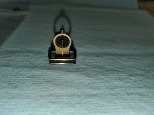 D Pedersoli Front Folding Globe Sight Creedmore Sharps Rolling Lever Gun Parts