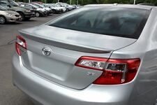 TOYOTA CAMRY '12-'14(USA VERSION) Unpainted REAR LIP SPOILER