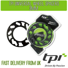 Wheel Spacers 3mm TPI Universal Arashi Pair (2) For Opel Corsa OPC [D] 07-14